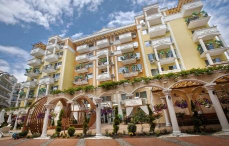 3-стайни апртаменти в Слънчев бряг (България) за 72642 евро
