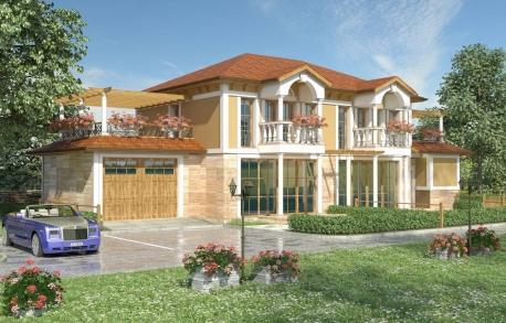 2х этажный дом в Кошарице (Болгария) за 129900 евро