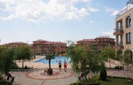 3х комнатные апартаменты в Святом Власе (Болгария) за 119355 евро