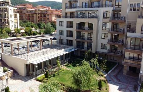 Студия в Святом Власе (Болгария) за 56076 евро