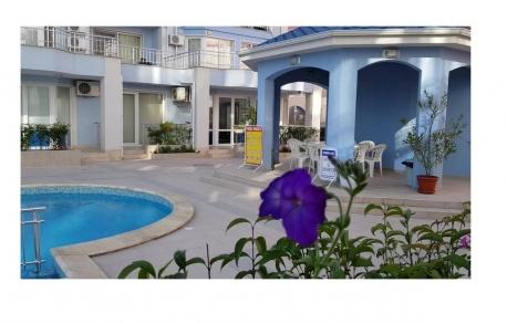 4х комнатные апартаменты в Солнечном Берегу (Болгария) за 47000 евро