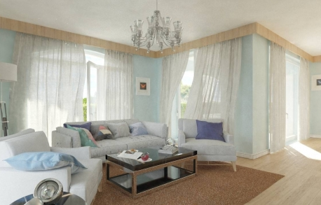 3-стайни апртаменти в Свети Влас (България) за 100000 евро