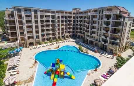 3х комнатные апартаменты в Солнечном Берегу (Болгария) за 69500 евро