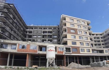 3х комнатные апартаменты в Бургасе (Болгария) за 70566 евро