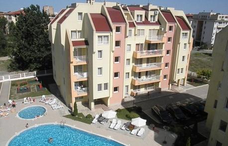 Студия в Солнечном Берегу (Болгария) за 29900 евро