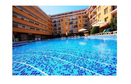 3х комнатные апартаменты в Солнечном Берегу (Болгария) за 49800 евро