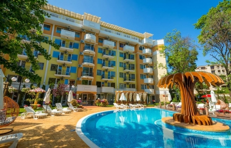 Студия в Святом Власе (Болгария) за 38000 евро