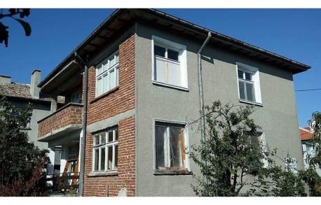 2х этажный дом в ГР. ЦАРЕВО (Болгария) за 64700 евро