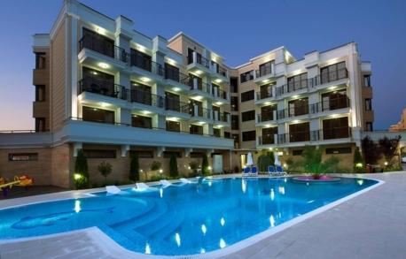 3х комнатные апартаменты в Солнечном Берегу (Болгария) за 49742 евро
