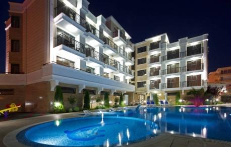 2х комнатные апартаменты в Солнечном Берегу (Болгария) за 46000 евро