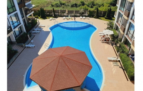 3х комнатные апартаменты в Несебре (Болгария) за 57130 евро