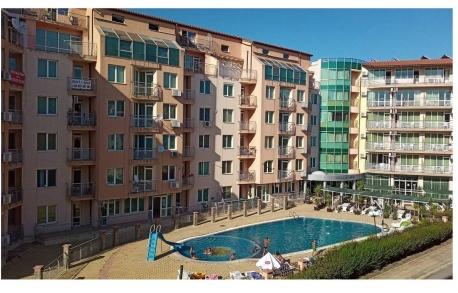 3х комнатные апартаменты в Солнечном Берегу (Болгария) за 44300 евро