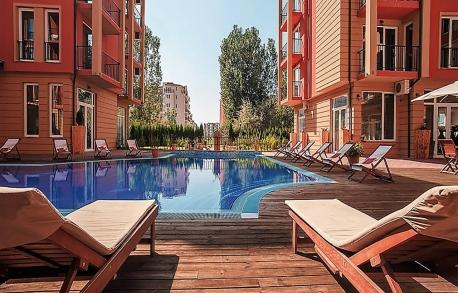 4tr_Studio в Солнечном Берегу (Болгария) за 22200 евро
