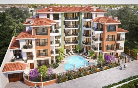 3х комнатные апартаменты в Равде (Болгария) за 202538 евро