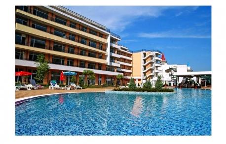 3х комнатные апартаменты в Солнечном Берегу (Болгария) за 55000 евро