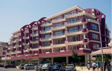 Студио в Несебър (България) за 37000 евро
