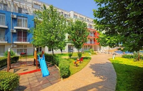 3х комнатные апартаменты в Солнечном Берегу (Болгария) за 32500 евро