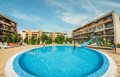 Студия в Солнечном Берегу (Болгария) за 36500 евро
