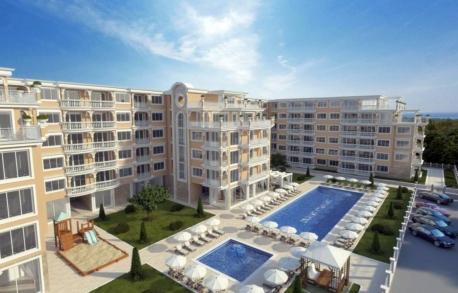 3х комнатные апартаменты в Несебре (Bulgaria) за 44800 евро