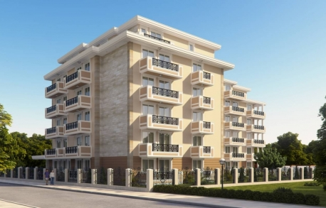 3х комнатные апартаменты в Солнечном Берегу (Болгария) за 53000 евро
