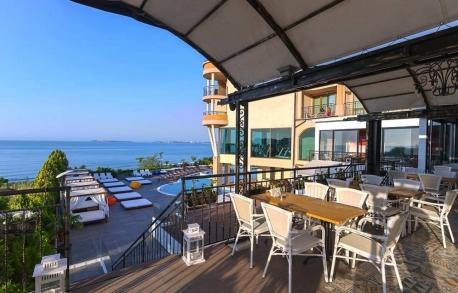 3х комнатные апартаменты в Святом Власе (Болгария) за 110000 евро