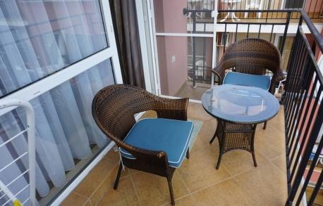 3х комнатные апартаменты в Солнечном Берегу (Болгария) за 39450 евро