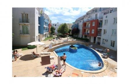 3х комнатные апартаменты в Солнечном Берегу (Болгария) за 29100 евро