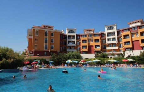 3х комнатные апартаменты в Ахелой (Болгария) за 50000 евро