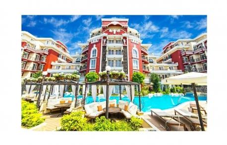 3х комнатные апартаменты в Солнечном Берегу (Болгария) за 59000 евро