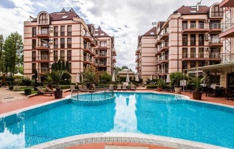 3х комнатные апартаменты в Солнечном Берегу (Болгария) за 60000 евро