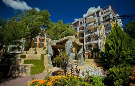 Студия в Солнечном Берегу (Болгария) за 46310 евро