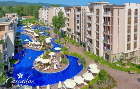 4tr_Studio в Солнечном Берегу (Болгария) за 25000 евро
