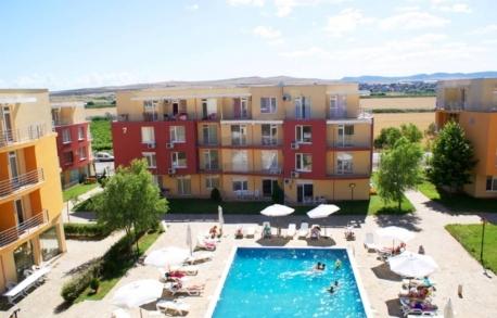 3х комнатные апартаменты в Солнечном Берегу (Болгария) за 19900 евро