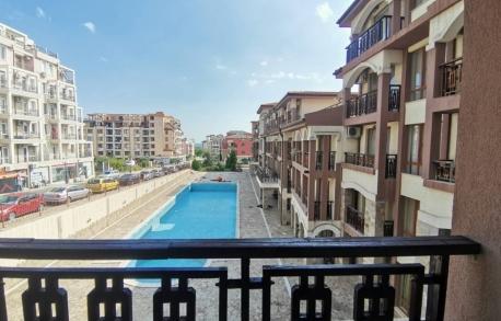 3х комнатные апартаменты в Святом Власе (Болгария) за 33000 евро