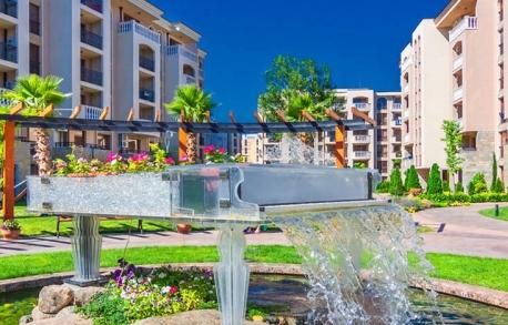 3х комнатные апартаменты в Солнечном Берегу (Болгария) за 85000 евро