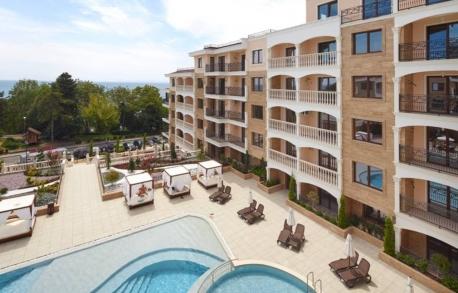3х комнатные апартаменты в Несебре (Болгария) за 175073 евро