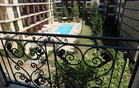 3х комнатные апартаменты в Святом Власе (Болгария) за 67900 евро