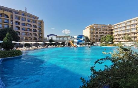 3х комнатные апартаменты в Ахелой (Болгария) за 47500 евро