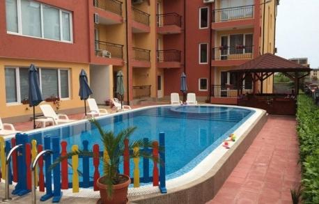 3х комнатные апартаменты в Несебре (Болгария) за 65000 евро