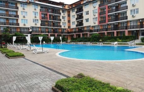 3х комнатные апартаменты в Ахелой (Болгария) за 43600 евро