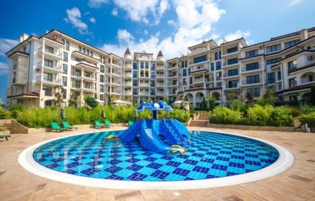 3х комнатные апартаменты в Несебре (Болгария) за 113000 евро