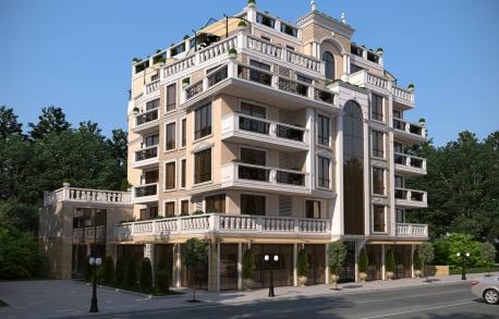 3х комнатные апартаменты в Бургасе (Болгария) за 330000 евро