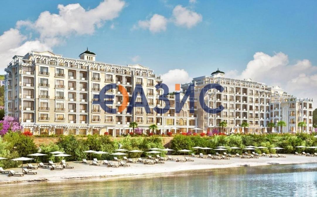 2х комнатные апартаменты в Святом Власе (Болгария) за 141857 евро