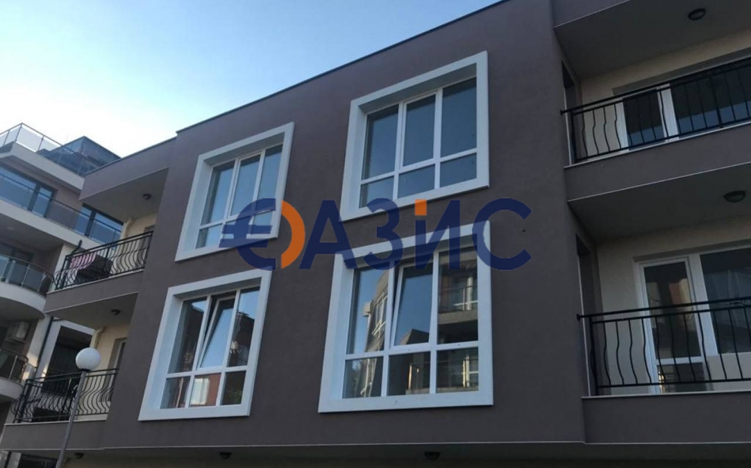 3х комнатные апартаменты в Несебре (Болгария) за 54900 евро