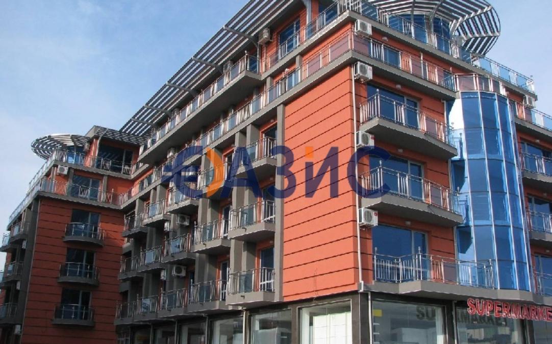 Студио в Слънчев бряг (България) за 41200 евро