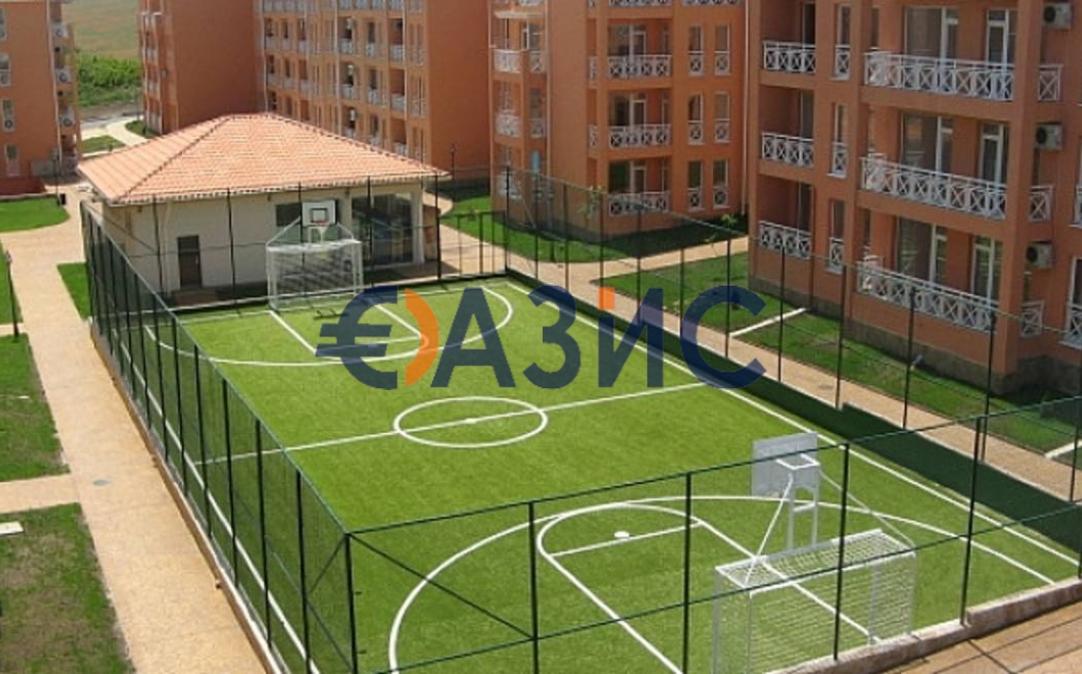 3х комнатные апартаменты в Святом Власе (Болгария) за 72200 евро