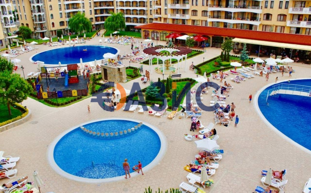 Студия в Солнечном Берегу (Болгария) за 54540 евро