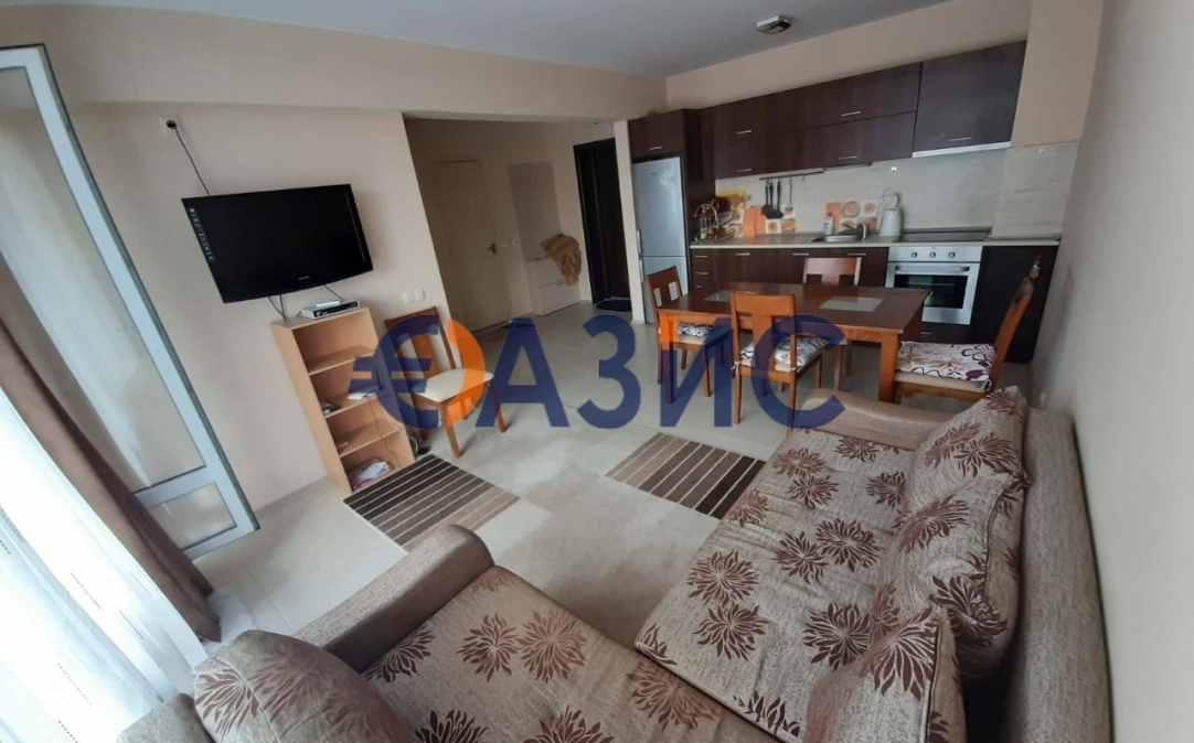 3-стайни апртаменти в Свети Влас (България) за 46700 евро