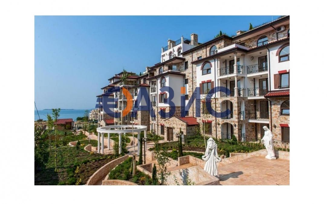 3х комнатные апартаменты в Святом Власе (Болгария) за 123807 евро