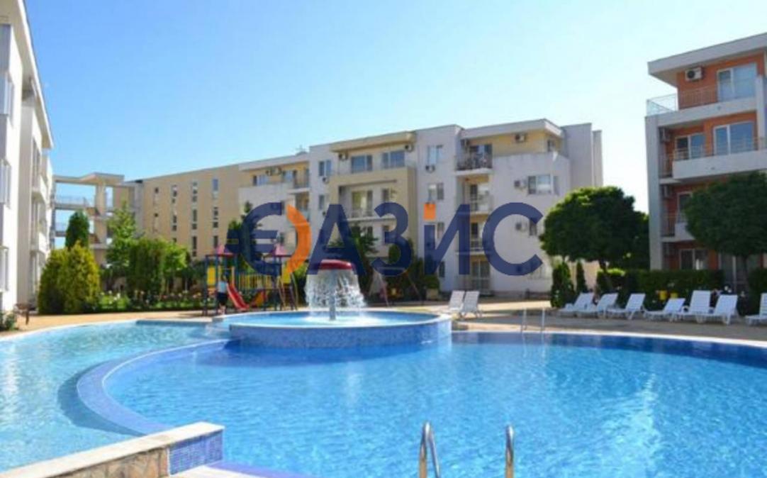 3х комнатные апартаменты в Солнечном Берегу (Болгария) за 31100 евро